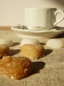 cafe con azucarillos originales