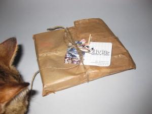 paquete de jabones naturales de Olivia