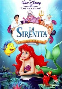 La Sirenita de Disney