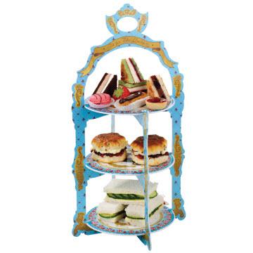 Stand para sandwiches para té